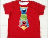 Boy's Custom Shirt Boys Tops Boys Tie Shirt or One-piece Birthday Boys Clothing Kids Bow Ties Ties  Sizes Available Newborn through 10/12