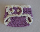 Newborn Diaper Cover Girl, Baby Diaper Cover, Crochet Diaper Cover Photo Props