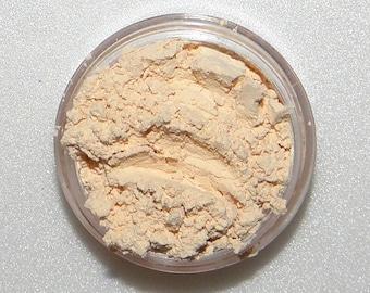 CREAM Organic Eye Shadow Highlighter Minerals, Vegan Cruelty and Gluten Free