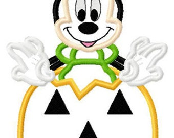 Minnie in Pumpkin Perfect for Mickey's Not So Scary Halloween Party at Disney World or Disneyland Tee Sizes 2 4 6 8 10