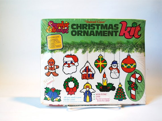 makit  u0026 bakit christmas ornament kit 12 ornaments