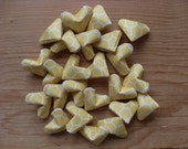Honeycomb Origami Hearts, set of 24.