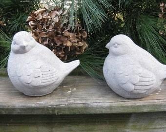 Concrete Birds Morning Dove - Pair