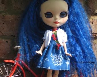 Blythe SALE  Dress, Jacket & Accessories     (BD55213)