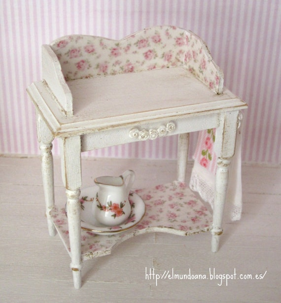 SPECIAL ORDER   for Angela 1.12 scale furniture with accessories
