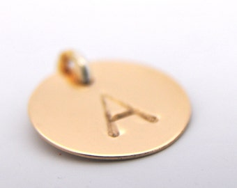 ADD a Gemstone,8MM Disc, Personalize Your Gift, Add your INITIALS, Customize Your Gifts, Holiday Gifts