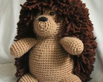 Herbert the Hedgehog - Amigurumi Plush Crochet PATTERN ONLY (PDF)
