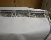 Cotton Lining for your custom curtains, one pair