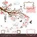 BLISS -  6 piece clip art image set in premium quality 300 dpi, Png & Jpeg files.