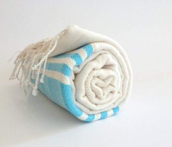 Bamboo Sauna Towels: Organic Bamboo Turkish Towel Peshtemal Beach Towel By