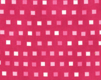 Good Morning by Me and My Sister Designs Perky Pink 22186 11 - quilting fabric - cotton fabric