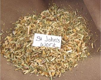 Organic St. John's Wort