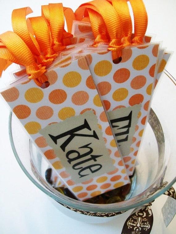 Personalized Bookmarks / Personalized Gifts / Classroom Gifts