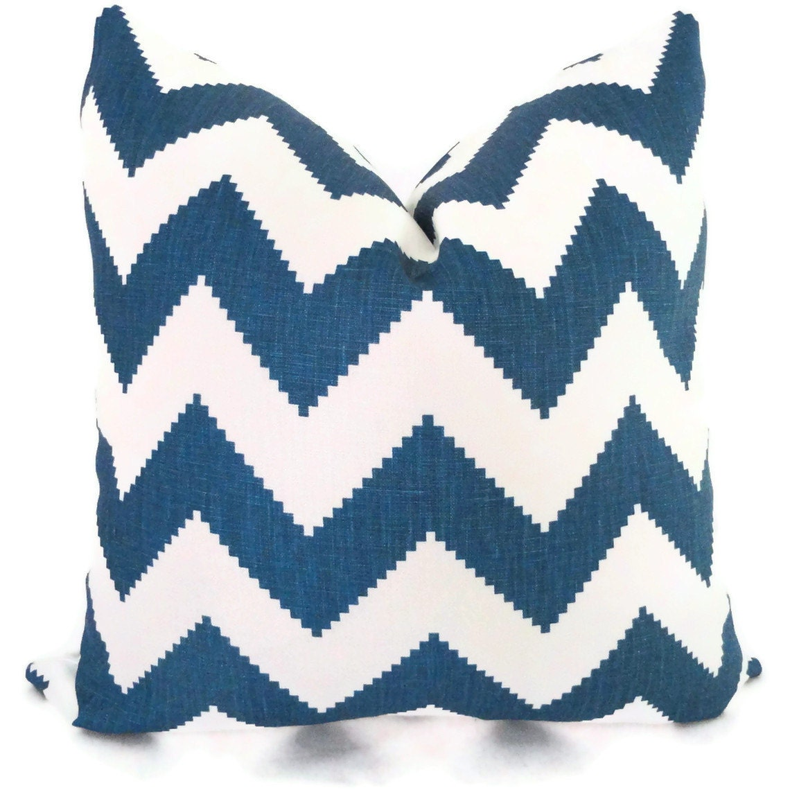 zoom - Blue Decorative Pillows