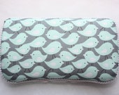 Free Spirit Bird Boutique Baby Wipe Case