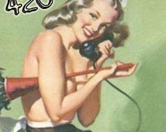 420: I don't smoke pot,  that's my credit score  - sticker