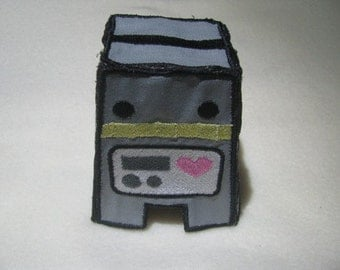 3D Embroidered Digomatic Robot