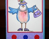 Lady Bird Card for Any Occasion  20120563