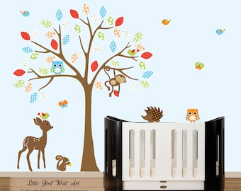 Baby Wall Decals Etsy - Nursery wall decals gender neutral