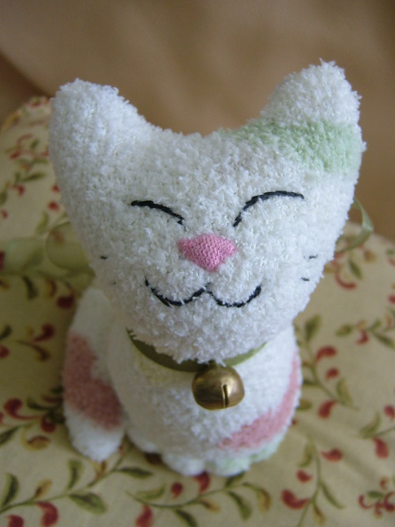sock animal patterns cat sock animal white cat with hearts patterns
