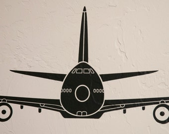 747 - Wall Decal