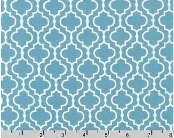 Metro Living - Tiles Dusty Blue from Robert Kaufman