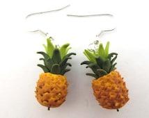 Ananas Earrings Miniblings Fruit