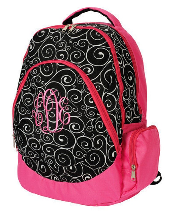 Girls Back 2 School Backpacks (price includes personalization)