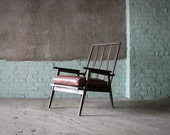 Vintage Mid-Centry Modern Italian Lounge Chair