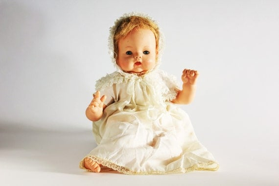 Wind Up Musical Baby Doll - Regal Toy of Canada