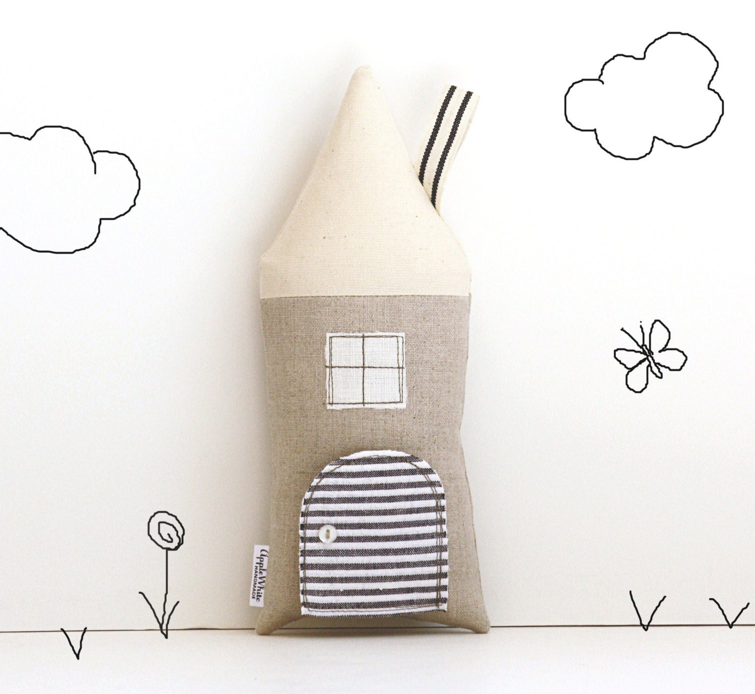 Tooth Fairy House Pattern