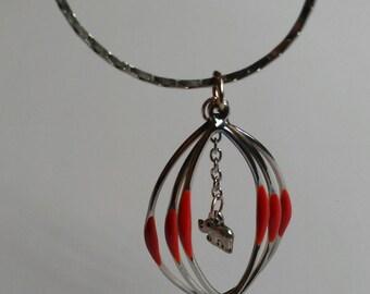 Creative Elephant Charm Necklace Handmade One-Of-A-Kind