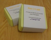 Pina Colada Goat's Milk Soap