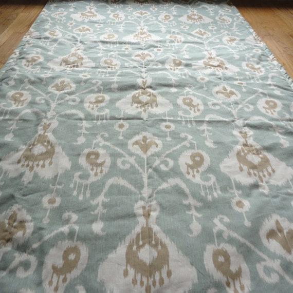 Waterproof Picnic Blanket, Oversized Stumptown Original, Ikat Spa
