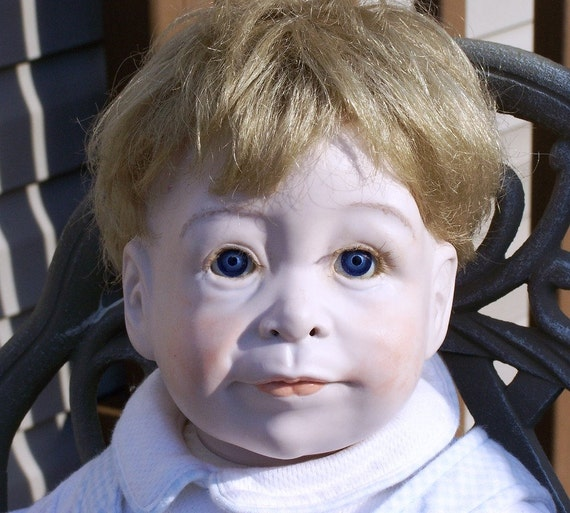 Collectible Prince William Doll - Lee Middleton - 1983 - ReDuCeD