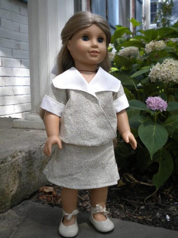 1900s Dress for American Girl Samantha