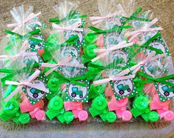 70 TRACTOR SOAPS {35 Favors} - nsportation Birthday, Tractor Baby Shower, Construction, Farm Party, Vehicle, Birthday Party Soap Favors