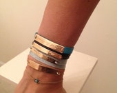 Eye bracelet. available in goldfilled/silver. hand made.