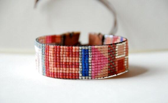 Hand Woven Beaded Friendship Bracelet
