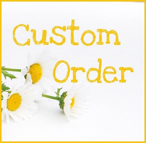 Custom Listing for Miranda