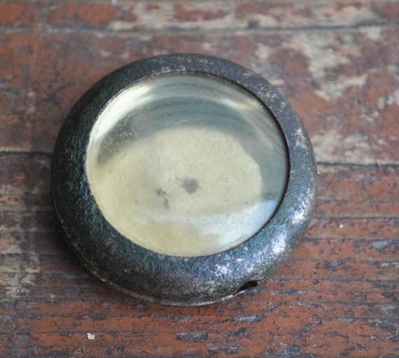 Antique pocket watch case,holder.