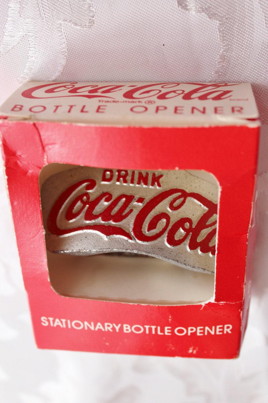 vintage starr x coca cola bottle opener. Black Bedroom Furniture Sets. Home Design Ideas