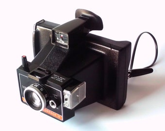 Polaroid Colorpack IV Land Camera with Original Bag and Instructions