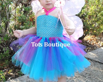 Abby Cadabby Tutu Dress Toddler