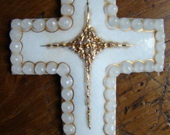 Holy Cross Enamels on Silver