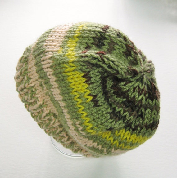 CLEARANCE SALE - The Brian - a knitted hat
