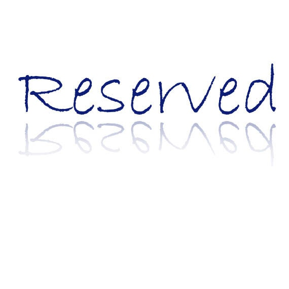 """Reserved for """"daisy90"""""""