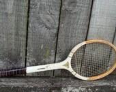 Tennis Racket Vintage Monarchy Junior