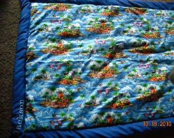 Personalized Baby Quilts