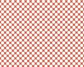 Good Life by Deena Rutter for Riley Blake Designs, Flower Red, SKU C2886, 1 yd